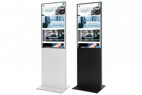 Digitaalinen infokyltti Smart Line