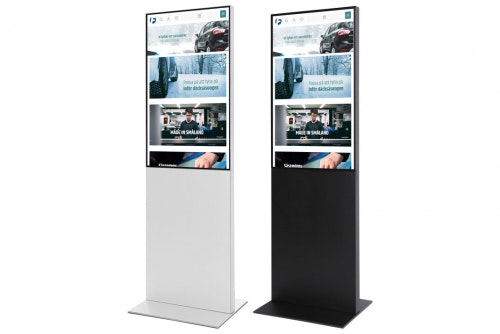 Digital information display Smart Line