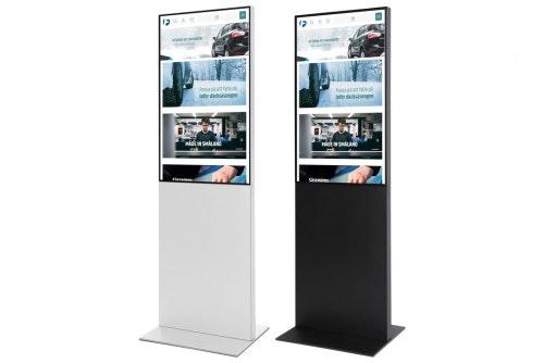 Digitalt informasjonsdisplay Smart Line