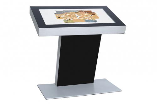 """Digital Kiosk, 49"""" touchskjerm"""