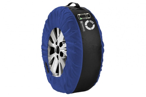 Tire bag in fabric, 19-22""