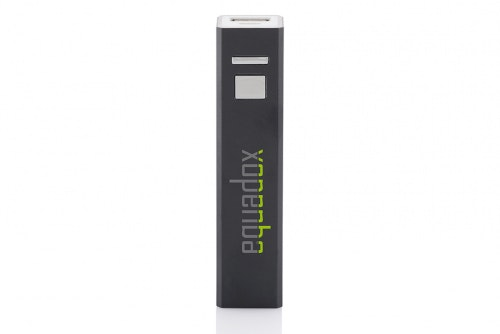 Power bank with print, 2.200 mAh