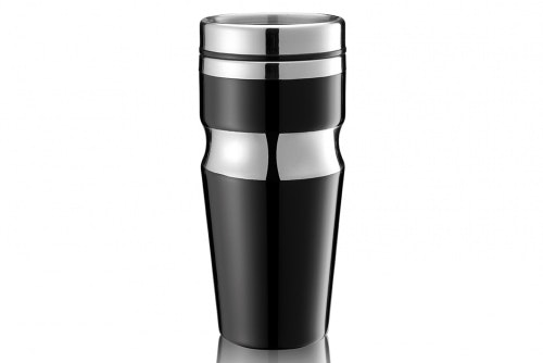 Thermos mug Contour 0.35L with 1-print color