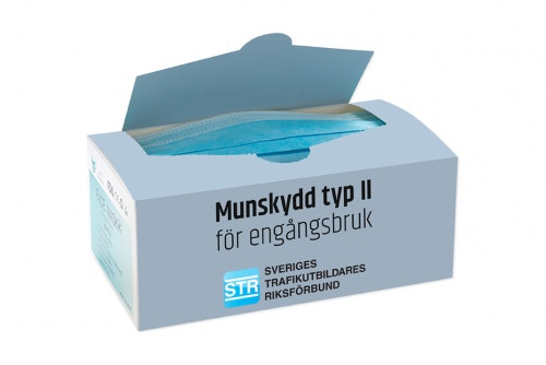 Munskydd Typ II (STR)