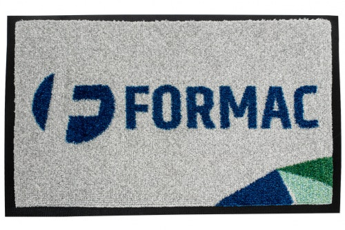 Entrance carpet premium with print