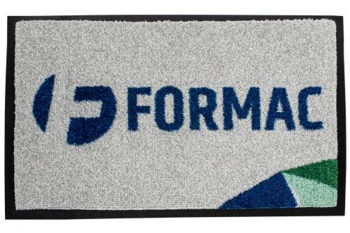 Logomatter premium med trykk - 85 x 300 cm