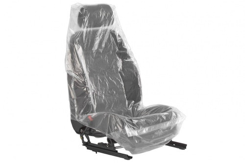 Seat protection Optifit de luxe - car / truck