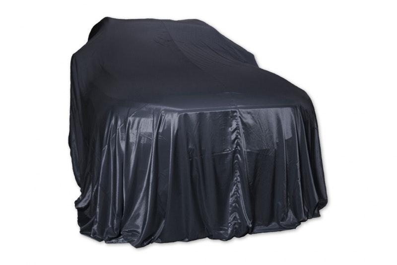 Avtäckningstäcke SUV - mörkgrå