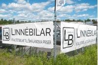 Banderoll i mesh