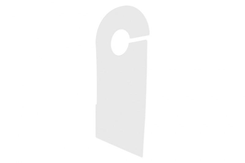 Backspegelhängare med ficka