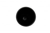 Kulskydd svart utan tryck