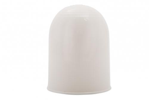 Kuulasuoja valkoinen ilman painatusta