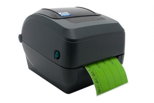 Label printer standard