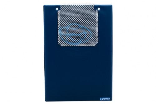 Work order folder blue