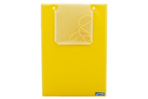 Work folder yellow