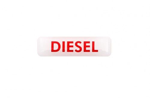 3D-emblem Diesel