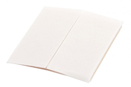 Attachment pad, double-sided