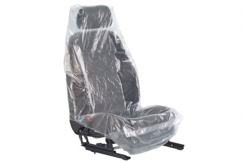 Seat protection Optifit de luxe
